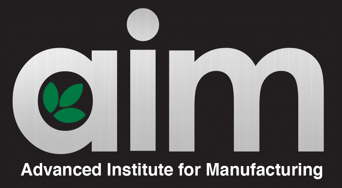 aim Logo, advanced institute for manufacturing