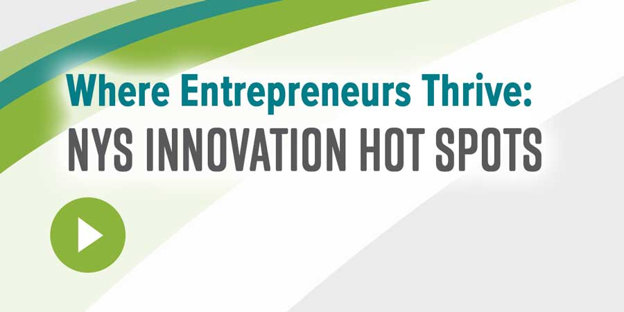 Innovation Hot Spots Blog