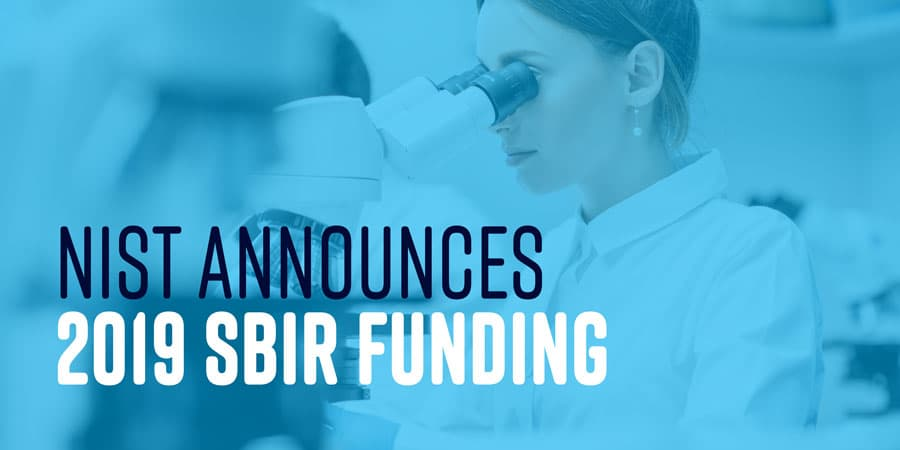 SBIR Funding Announcement
