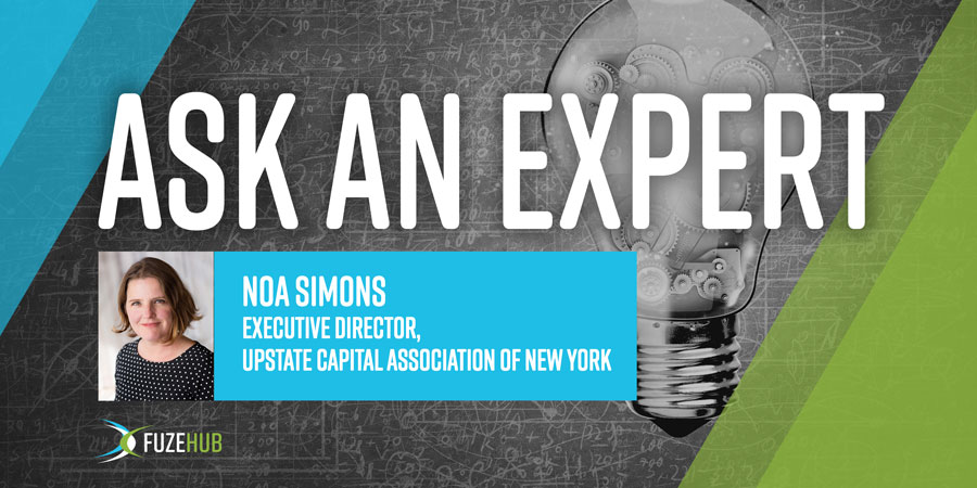 Ask an Expert with Noa Simons blog image