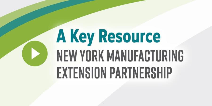 New York Manufacturing Extension Partnership Blog